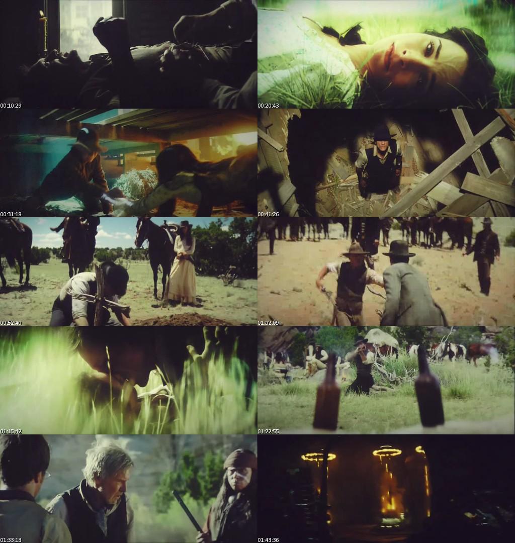 Cowboys & Aliens (2011) [TScreener HQ] [Español]