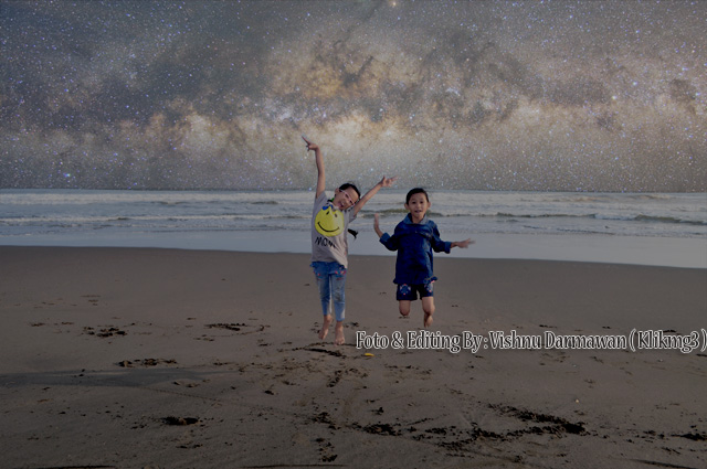 Extreme Nature || Foto & Editing By : Wishnu Darmawan ( KLIKMG ) Fotografer Purwokerto