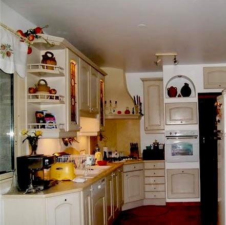 Benita faq comment r nover la cuisine avec une touche de couleur - Comment renover une cuisine ...