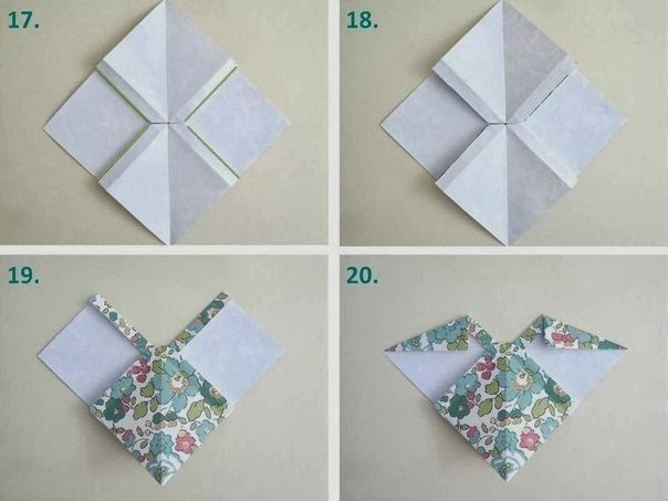 origami bow tie diy craft projects