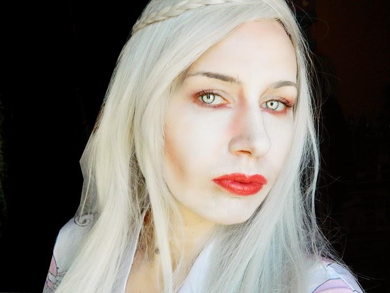 maquillage stahma tarr defiance