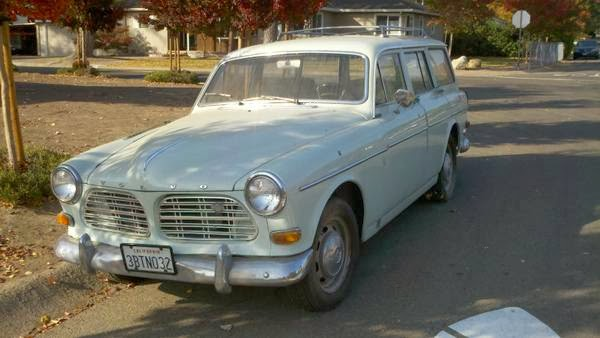 Daily Turismo: 2k: Cheap And Honest: 1969 Volvo 122S ...