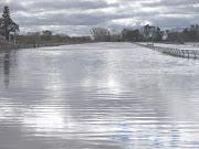 Inundacion en el Hipodromo Azul s.a.
