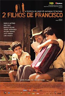 capa Download – 2 Filhos de Francisco – DVDRip AVI + RMVB Nacional