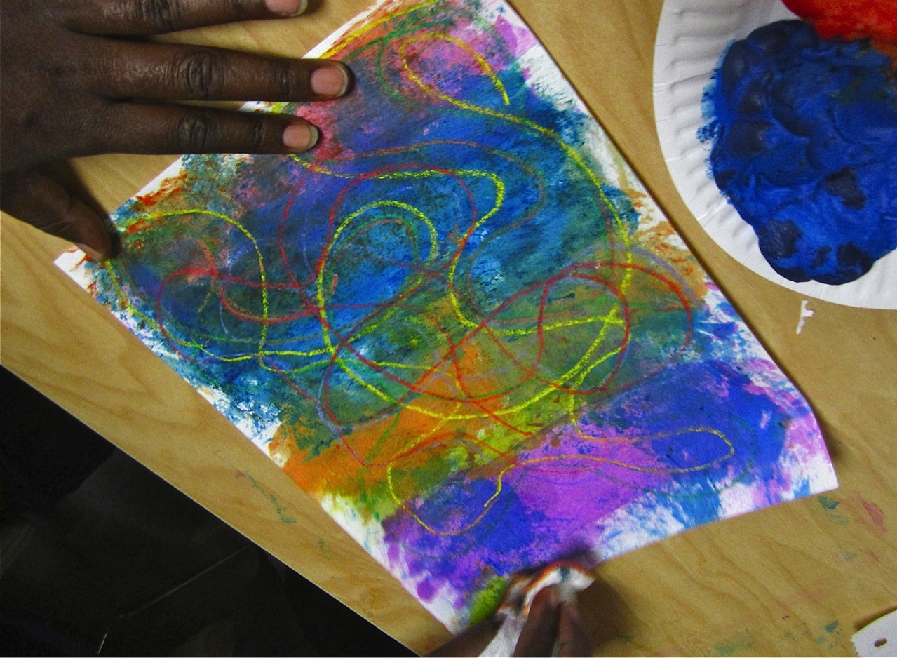 Scribble Drawing Lesson Plan : Art and creativity the fine of scribbling