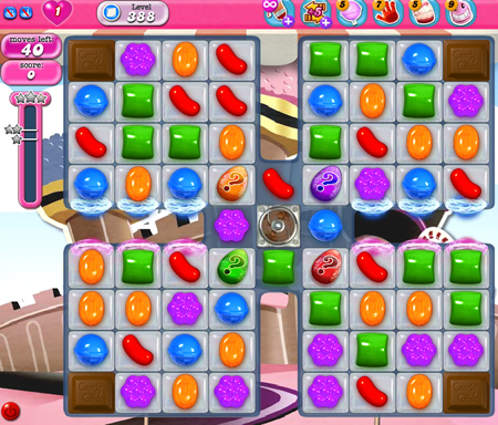 Candy Crush Saga 388
