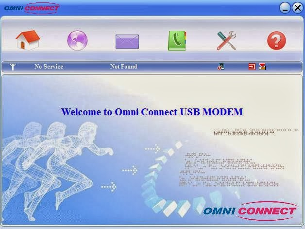 how to connect modem to laptop windows 8
