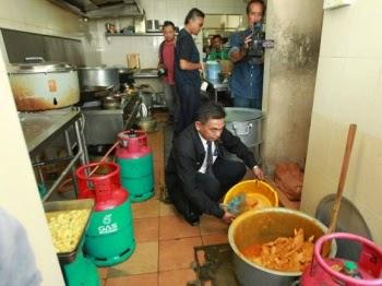 15 Kedai Nasi Kandar Pengotor di Arah Tutup