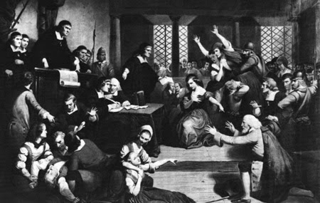 the salem witches trials as portrayed in the crucible When will hollywood get witches  witches portrayed as part of  heretics in europe from the 14th to the 18th centuries--and the salem witch trials of.