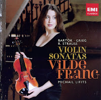 Bartok, Strauss & Grieg: Violin Sonatas