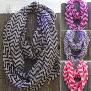 Image: Free Scarf AND Three Free Bracelets with coupon code: FrugalFreebies