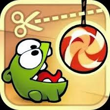 tai game vui nhon cut the rope