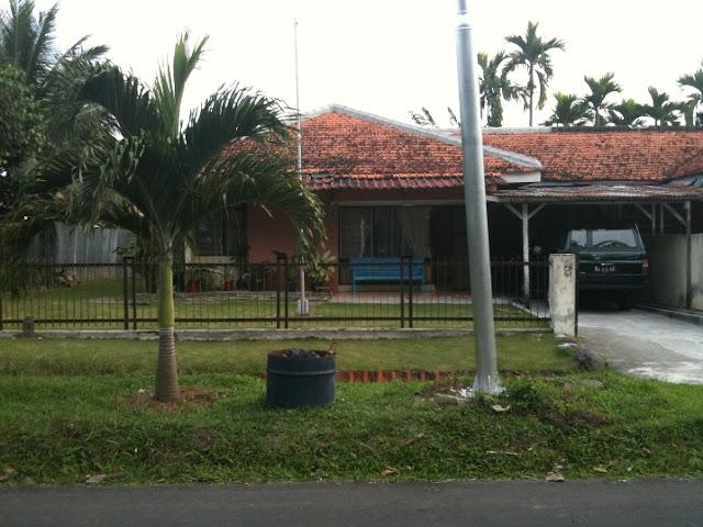 Rumah Pucuk Jagung No. 19