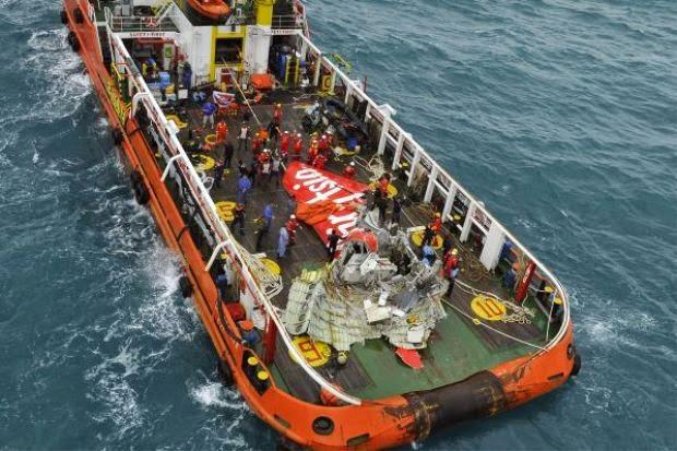 MISTERI QZ8501 AIRASIA MAYAT KE 40 TIDAK BERBAU DAN MASIH KEKAL TERJAWAP