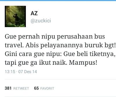 Twit Lucu