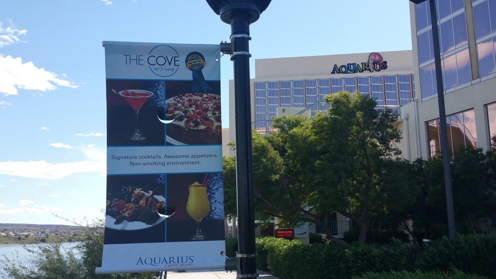 laughlin buzz 3rd quarter revenue up at aquarius casino