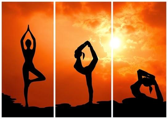 cara yoga
