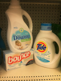 Tide, Bounce, Downy Better Together