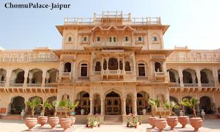 ChomuPalace Jaipur