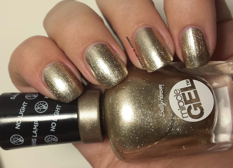 Sally hansen miracle gel nagellacke addicted to nail polish de