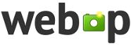 webp(ウェブピー)ロゴイメージ