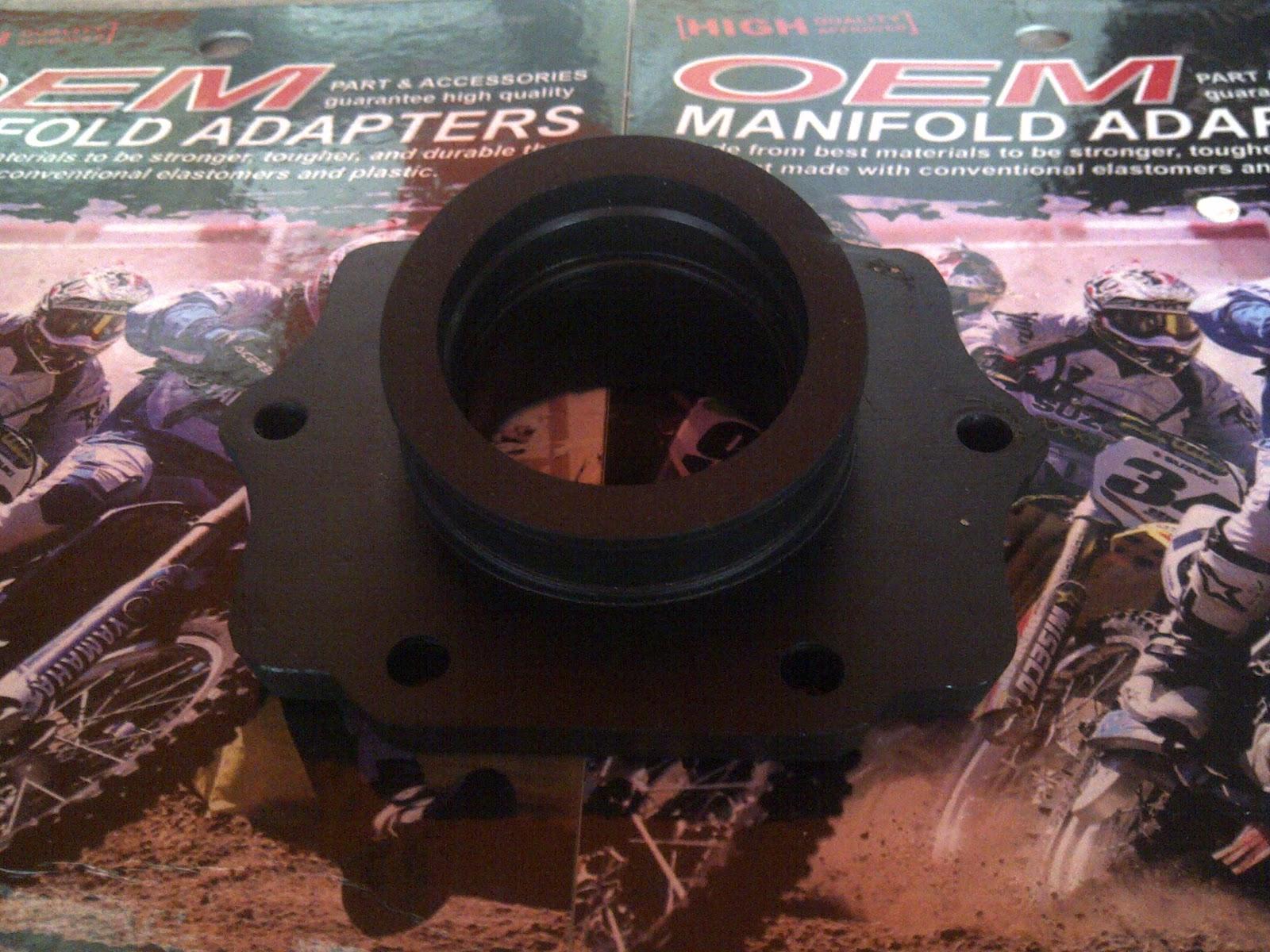 OEM Kawasaki Ninja150R/RR joint carburetor 34 & 36mm title=