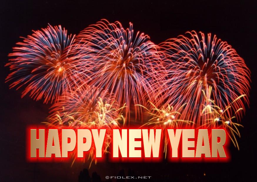 Sabrina\'s Books: Schönes neues Jahr !
