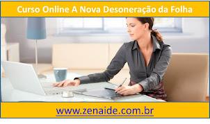 Curso Online A Nova Desoneração da Folha