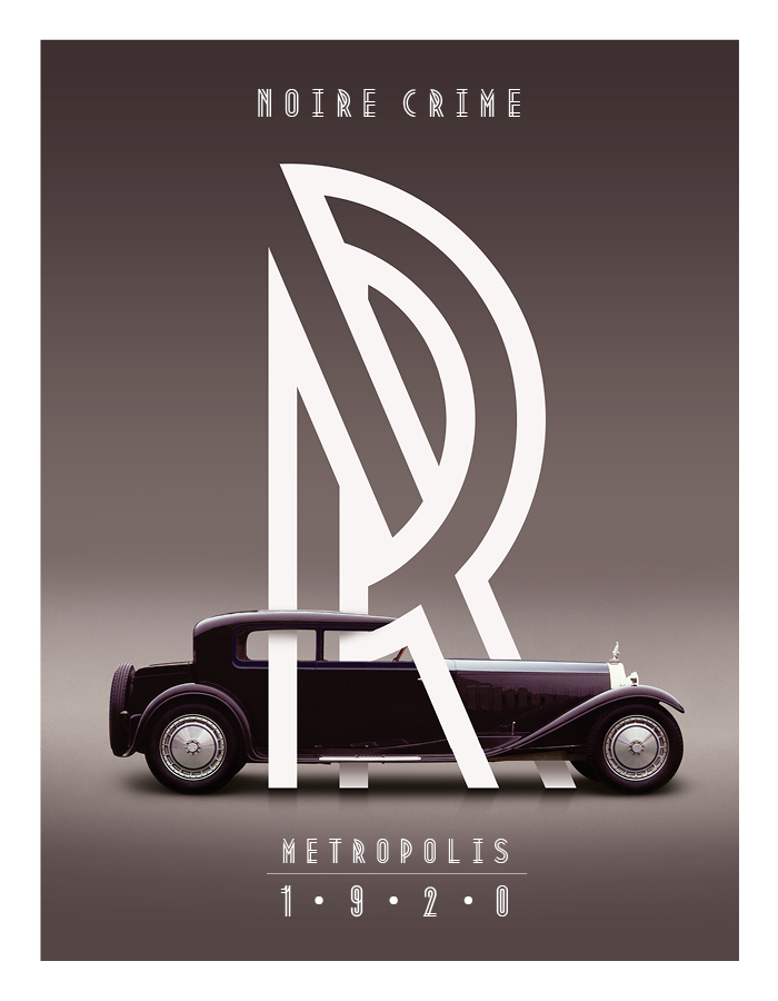 Josip Kelava. Metropolis 1920. Free Font-Doctor Ojiplático
