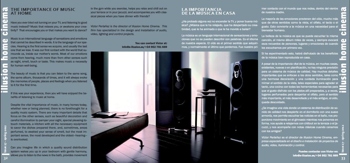 Illusion Custom Home Automation Solutions La Importancia