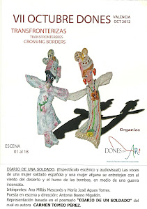REPRESENTACIÓN ESCÉNICA 2012