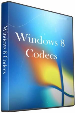 free download Windows 8 Codecs 1.5.5 + x64 Components