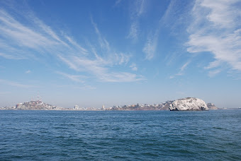 Our Mazatlan from the water