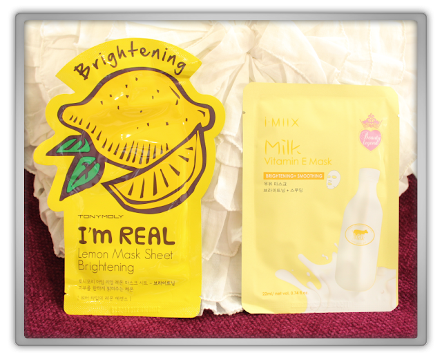 MaskGenie November Pouch review haul mask pack sheet masksgeniesfavproducts beauty blogger asian subscription