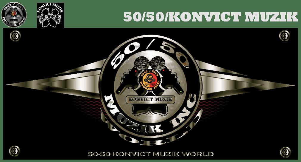 50/50 Konvict Muzik