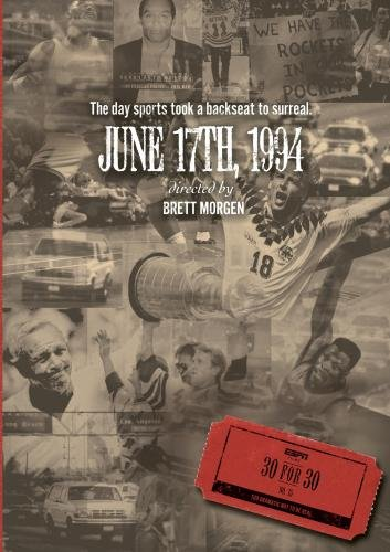 an analysis of 30 for 30 a film by brett morgen Part of the first season of 30 for 30, director brett morgen's june 17th, 1994 took on one of the most diversely consequential days in sports history on that june 17th, the houston rockets and.