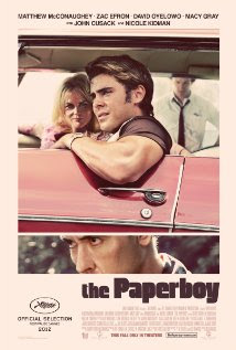 The Paperboy (2012 – Matthew McConaughey, Nicole Kidman and John Cusack)