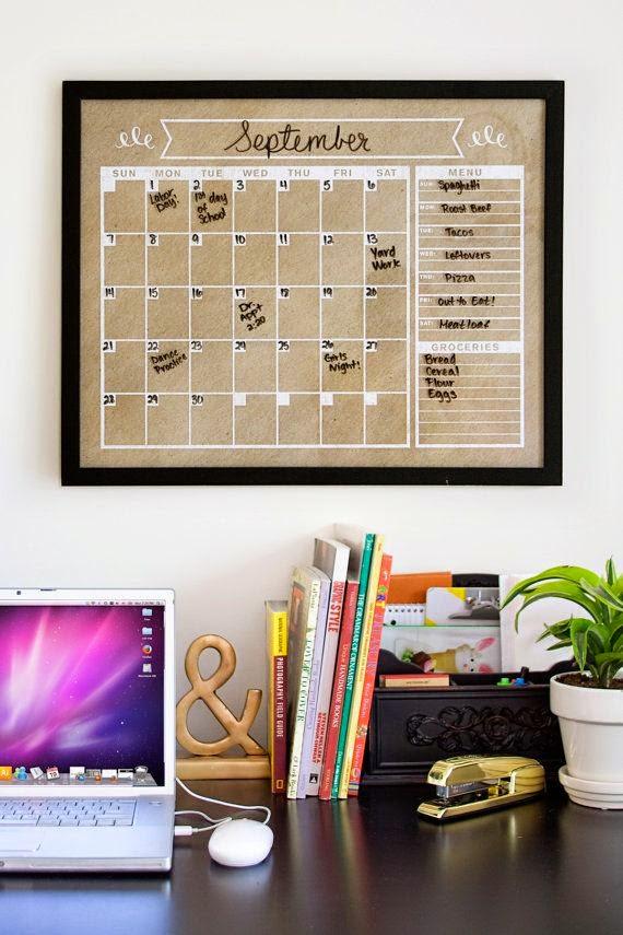 kalendarz obraz diy 2015
