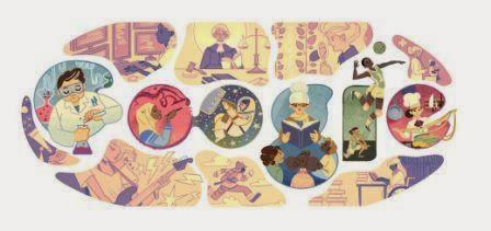 perempuan, peringatan, google doodle, 2015