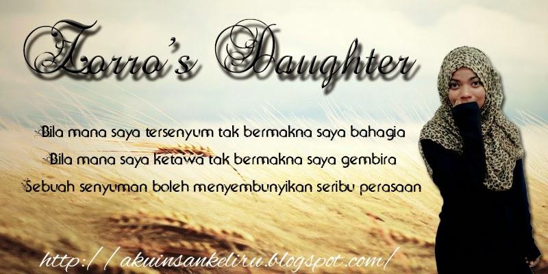 zorro's daughter