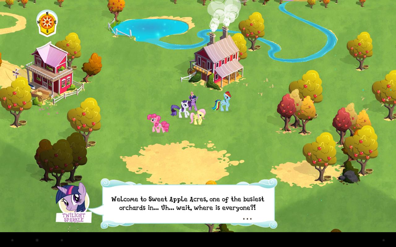 For Glorious Equestria Aktualizacja Od Gameloftu