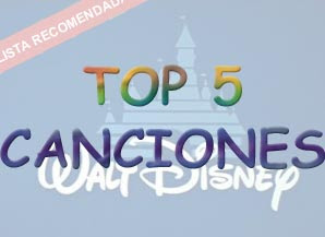 mejores canciones Disney