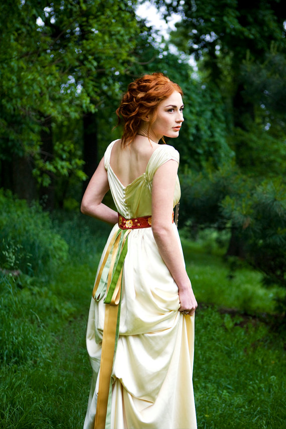 BRIDE CHIC ODE TO THE RED HEADED BRIDE