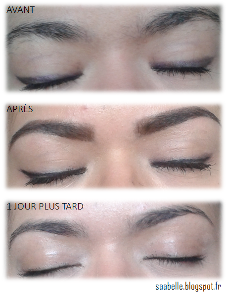 benefit teinture sourcils s cosmake up - Coloration Sourcil