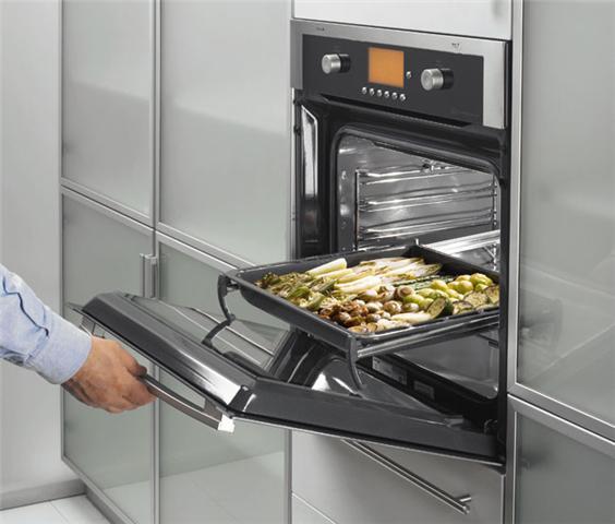 Cafran cocinas master chef de fagor el horno que cocina solo - Hornos para cocina ...