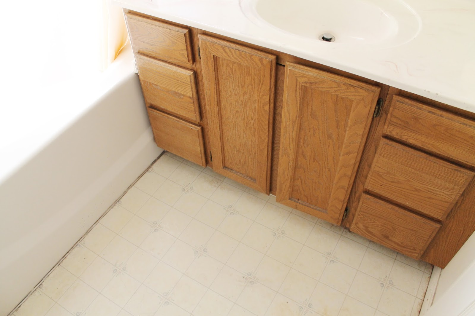bathroom flooring some floors great floor cheap ideas friendly budget
