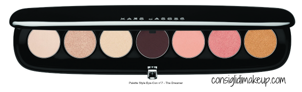 palette occhi the dreamer marc jacobs