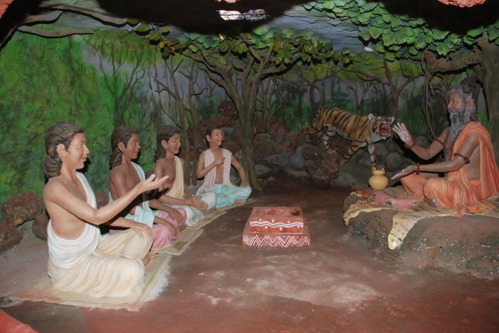 ஆதிசேஷன் , ஞான சபை, சத்குரு