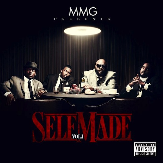 rick ross self made vol 1. 1, this one by Rick Ross with