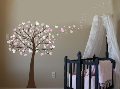 Baby Wall Decor For Girls